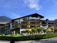 Urlaub Reisen  Deutschland Bayern Garmisch-Partenkirchen Riessersee Hotel Resort