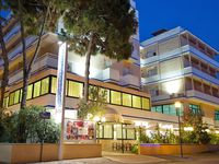 Urlaub Reisen  Italien Venetien Cesenatico Hotel Metropolitan Village