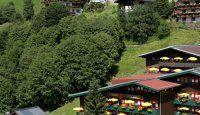 Urlaub Reisen  Österreich Salzburger Land Saalbach-Hinterglemm Clubhotel Sonnalp