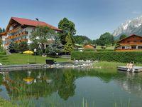 Urlaub Reisen  Österreich Steiermark Ramsau am Dachstein Hotel Kielhuberhof