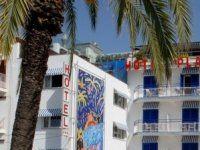Urlaub Reisen  Spanien Festland Sitges Hotel Platjador