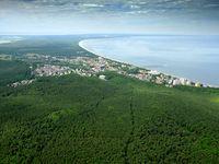 Urlaub Reisen  Polen Polnische Küste Misdroy