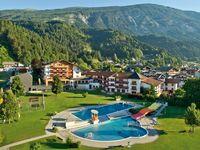 Urlaub Reisen  Österreich Tirol Stans Wellnesshotel Schwarzbrunn
