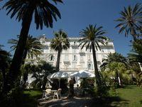 Urlaub Reisen  Italien Ligurien San Remo Hotel Miramare
