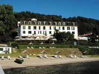 Urlaub Reisen  Italien Piemonte Meina Hotel Villa Paradiso