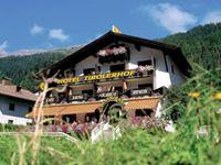 Urlaub Reisen  Österreich Tirol St. Anton Hotel Tirolerhof