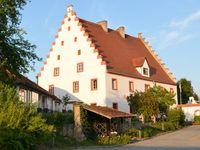Urlaub Reisen  Deutschland Bayern Blaibach Schlossgasthof Rösch
