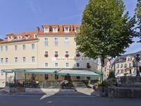 Urlaub Reisen  Deutschland Bayern Muggendorf Hotel Goldner Stern