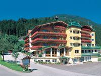 Urlaub Reisen  Österreich Tirol Kaltenbach Ferienhotel Platzlhof