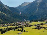 Urlaub Reisen  Österreich Salzburger Land Krimml