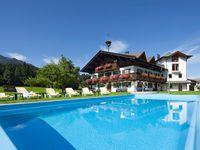 Urlaub Reisen  Österreich Tirol Fieberbrunn Gasthof Obermair
