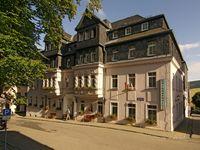 Urlaub Reisen  Deutschland Sachsen Oberwiesenthal Rathaushotel