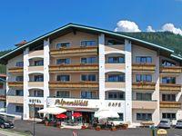 Urlaub Reisen  Österreich Salzburger Land Flachau Hotel Alpenwelt Flachau