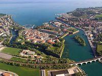 Urlaub Reisen  Italien Venetien Peschiera del Garda