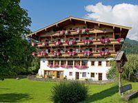 Urlaub Reisen  Österreich Tirol Kirchdorf Hotel Kramerhof