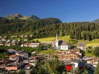 Urlaub Reisen  Österreich Tirol Fieberbrunn