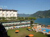 Urlaub Reisen  Italien Venetien San Felice del Benaco Park Hotel Casimiro Village