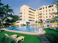 Urlaub Reisen  Italien Venetien Abano Terme Hotel Helvetia Terme