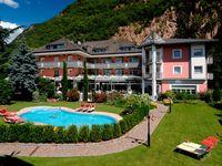 Urlaub Reisen  Italien Südtirol Bozen Parkhotel Werth