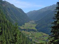Urlaub Reisen  Österreich Tirol Feichten im Kaunertal
