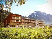 Urlaub Reisen  Österreich Vorarlberg St. Gallenkirch Aktivhotel BASEmontafon
