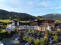 Urlaub Reisen  Österreich Tirol Ellmau Sporthotel Ellmau