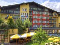 Urlaub Reisen  Österreich Salzburger Land Zell am See Hotel Latini