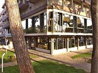 Urlaub Reisen  Italien Venetien Milano Marittima Hotel Michelangelo