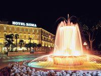 Urlaub Reisen  Italien Venetien Abano Terme Hotel Terme Roma
