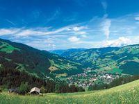 Urlaub Reisen  Österreich Salzburger Land Wagrain Hotel Kirchboden