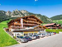 Urlaub Reisen  Österreich Tirol Alpbach Hotel Alphof