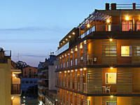 Urlaub Reisen  Spanien Festland Lloret de Mar Hotel Plaça Paris