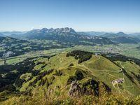 Urlaub Reisen  Österreich Tirol St. Johann in Tirol