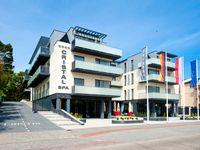 Urlaub Reisen  Polen Polnische Küste Kolberg Hotel Cristal Spa