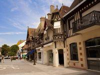 Urlaub Reisen  Frankreich Normandie Deauville