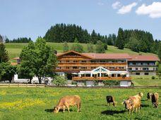 Oberstdorf - Hotel Sonnenbichl am Rotfischbach
