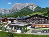 Urlaub Reisen  Österreich Salzburger Land Maria Alm Hotel Alpina Marco Polo