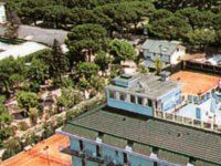 Urlaub Reisen  Italien Venetien Lido di Jesolo Hotel Colombo
