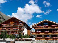 Urlaub Reisen  Schweiz Wallis Zermatt Hotel City (Täsch)