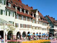 Urlaub Reisen  Deutschland Baden-Württemberg Freudenstadt
