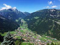 Urlaub Reisen  Österreich Tirol Mayrhofen