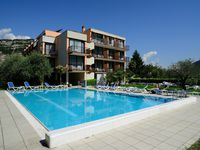 Urlaub Reisen  Italien Venetien Nago-Torbole Hotel Holiday