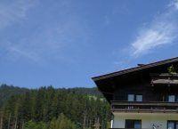 Urlaub Reisen  Österreich Tirol Brixen im Thale Pension Salvenmoser