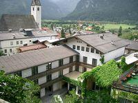 Urlaub Reisen  Österreich Salzburger Land Golling Hotel Schwarzer Adler