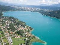 Urlaub Reisen  Österreich Kärnten Krumpendorf