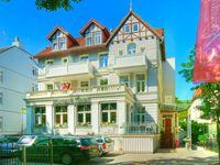 Urlaub Reisen  Deutschland Deutsche Küsten Warnemünde Kurpark Hotel Warnemünde