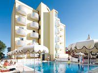 Urlaub Reisen  Italien Venetien Lido di Jesolo Hotel Salus