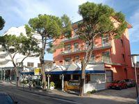 Urlaub Reisen  Italien Venetien Lido di Jesolo Hotel Moderno