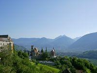 Urlaub Reisen  Italien Südtirol Meran