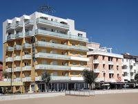Urlaub Reisen  Italien Venetien Caorle Hotel Karinzia